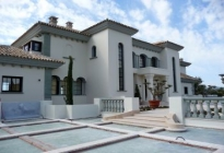 Villa in La Zagaleta Golf complex, Benahavis