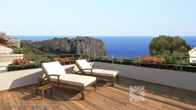 Luxurious 2 bedroom apartments stunning sea views