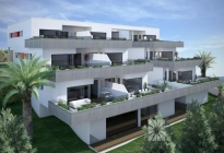 Luxurious 3 bedroom apartments stunning sea views