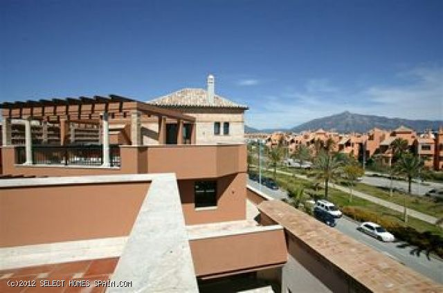 Ground Floor Apartment in San Pedro de Alcantara