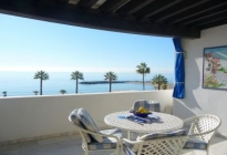 Frontline Beach Apartment in Puerto Banus
