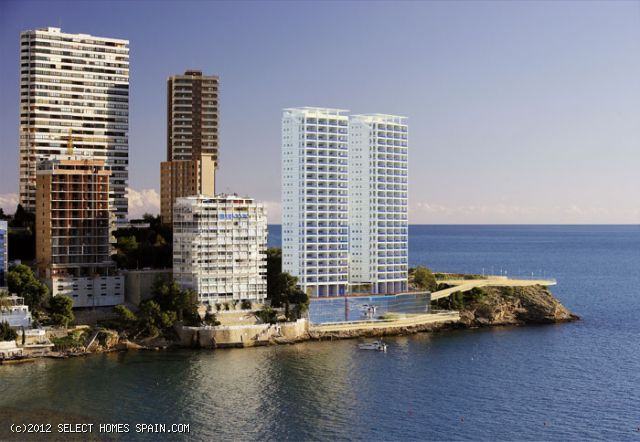 Exclusive Apartments with stunning ocean view